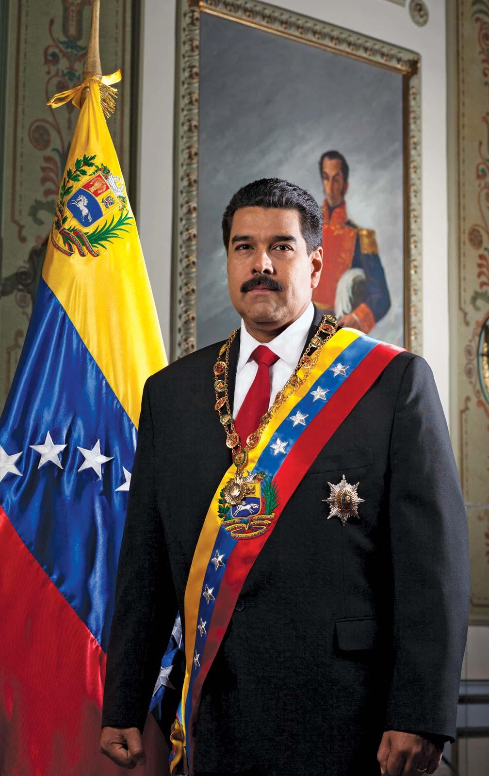 Venezuelan Presidentti